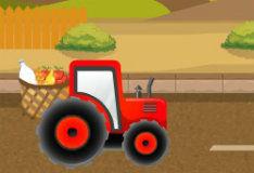 Игра Фермерский трактор
