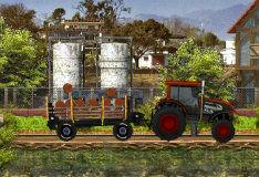 Игра Полноприводный трактор