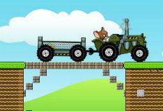 Трактор Тома и Джерри