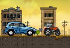 Игра Трактор-буксир
