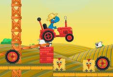 Игра Трактор Гизмо
