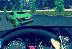 Игра Октановые гонки