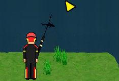 Игра Рыбалка на живца