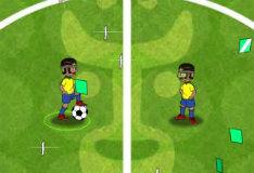 Игра Звезды футбола