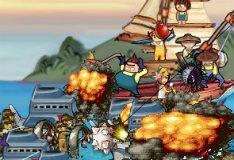 Защити рыболовецкое судно