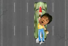Игра Автомобили Линга