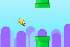 Игра Мерзкая птичка