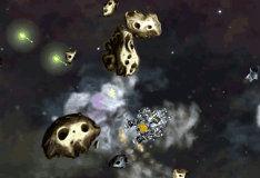 Игра Космическая свалка