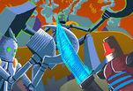 Играть бесплатно в Эпический робо квест