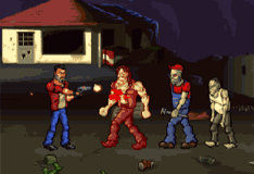 Игра Текила-зомби 3