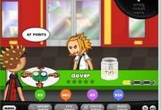 Игра Игра Ресторан острых крылышек Папы