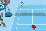 Играть бесплатно в Чемпион тенниса
