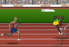 Игра Олимпийские эстафеты