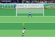 Игра Футбольная лихорадка