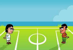Игра Игра на двоих: Евроголовы