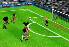 Игра Футбол для самых маленьких