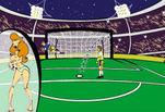 Игра Горячий футбол