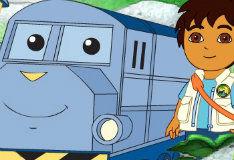 Игра Загадка с поездом
