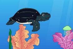 Туга - морская черепаха