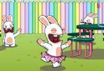 играйте в Великое нашествие кроликов