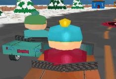 Гоночный чемпионат южного парка 3D