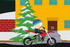 Игра Мотоцикл Стэна