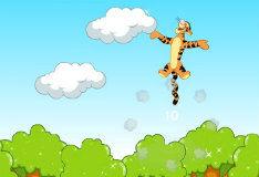 Игра Прыжок Тигры