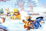 Играть бесплатно в Игра в снежки Пазл