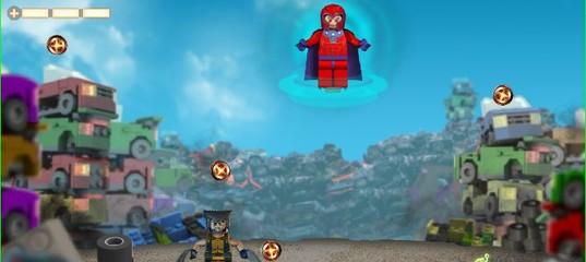 Россомаха: Лего