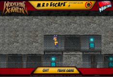 Игра Игра Побег из лаборатории мальчикам
