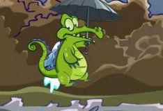 Игра Крокодиловый паркур