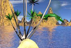Игра Озорной крокодильчик