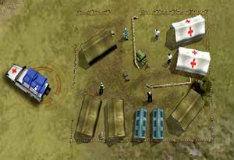 Игра Красный крест