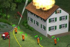 Игра Швейцарский пожарный
