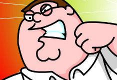 Питер против гигантского цыпленка