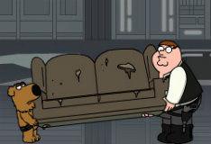 Игра Спасение дивана