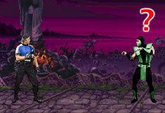 Игра Мортал Комбат 3: Фаталити