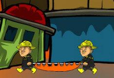 Игра Город в огне