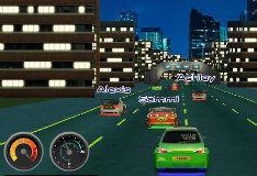 Игра Уличные гонщики