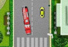 Игра Американский пожарный