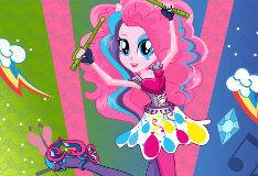 Игра Веселушка Пинки Пай