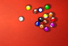 Игра Игра на двоих: Молниеносный бильярд