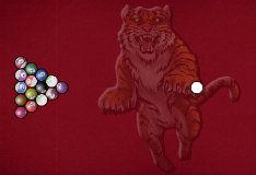 Игра Настоящий бильярд