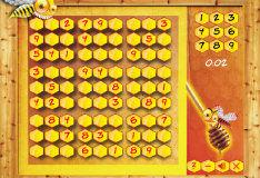 Игра Шестиугольное судоку