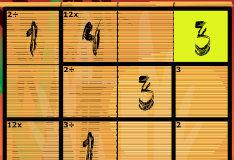 Игра Математическое Судоку