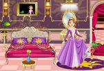 Играть бесплатно в Спальня принцессы