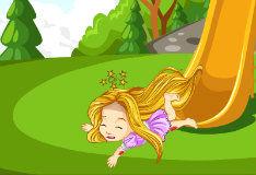 Происшествие на детской площадке