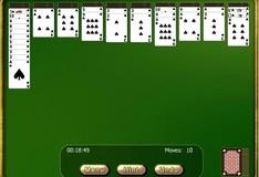 Игра Игра Пасьянс Паук