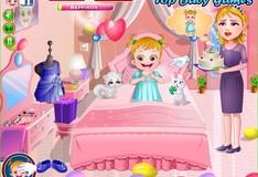 Игра Игра День рождения малышки Хейзел