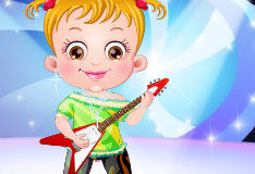 Игра Юная рок-звезда